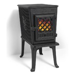 Печь камин Jotul F 602 GD CB BP